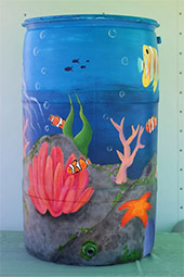 'Underwater Universe' by Tashiana Tringale, Emily Rose and Amber Timm